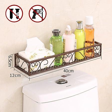 Badezimmer Kuchenregal Aus Stahl Zum Kleben Kein Bohren