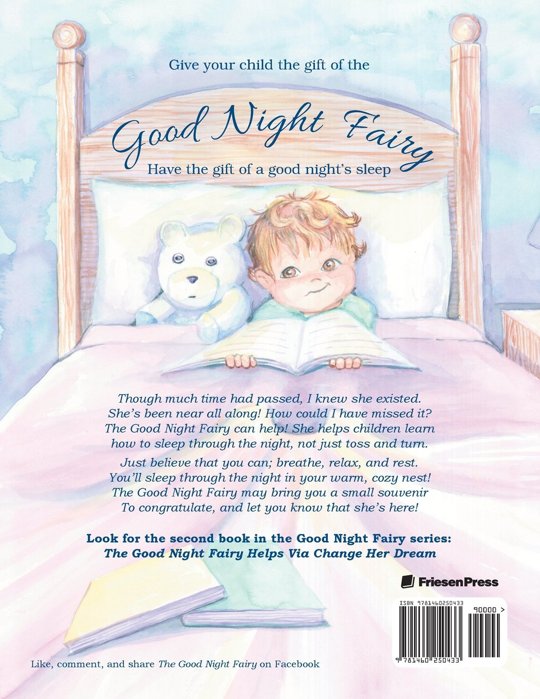 A Visit from the Good Night Fairy: Amazon co uk: Renée Frances