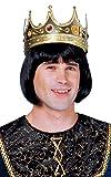 Large Jeweled King Costume Crown