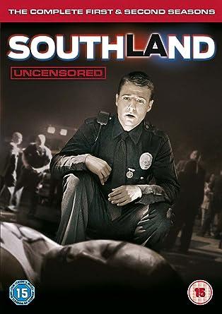 Southland - Season 1-2 [DVD] [2011]: Amazon co uk: Ben