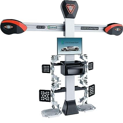Wheel Alignment Machine >> Amazon Com Xk Usa V6 Wheel Alignment Machine 3d Tire