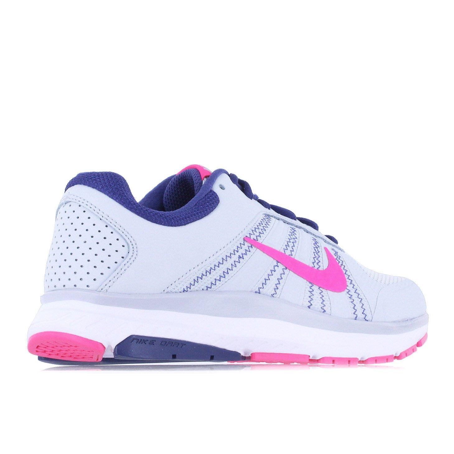 buy popular 3f655 4e9d1 Galleon - Nike Women s Dart 12 Pr Pltnm Pnk Blst Dk Prpl Dst Running Shoe 6  Women US