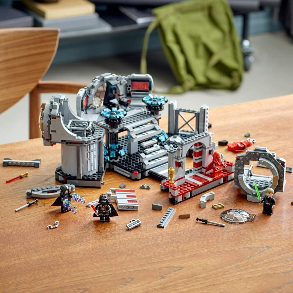 LEGO STAR WARSReturn Of The Jedi Death Star FINAL DUEL 75291