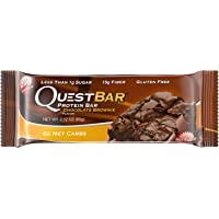 Quest 2.1oz Nutrition Protein Bar, Chocolate Brownie