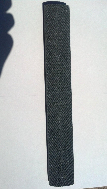 Abrasive Sickle Stone Glass File-