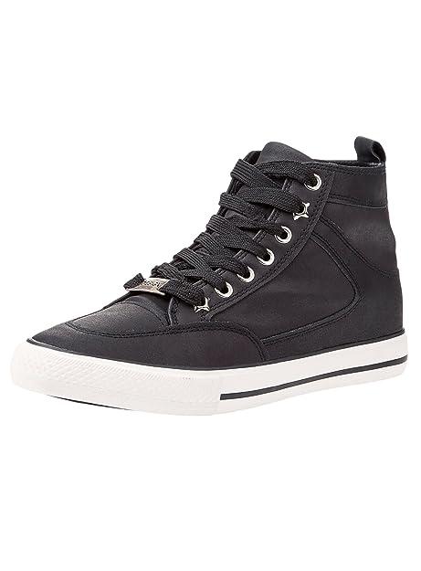 Sneakers nere con allacciatura elasticizzata per donna Oodji Ultra ch02n