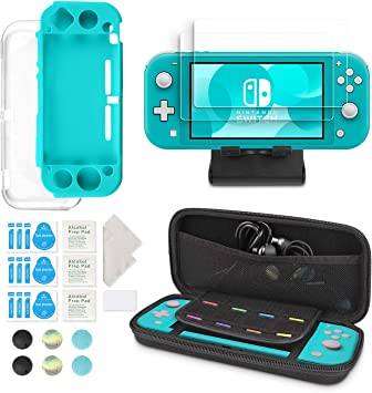 Younikoo Kit 6 en 1 de Accesorios para Nintendo Switch Lite: Amazon.es: Electrónica