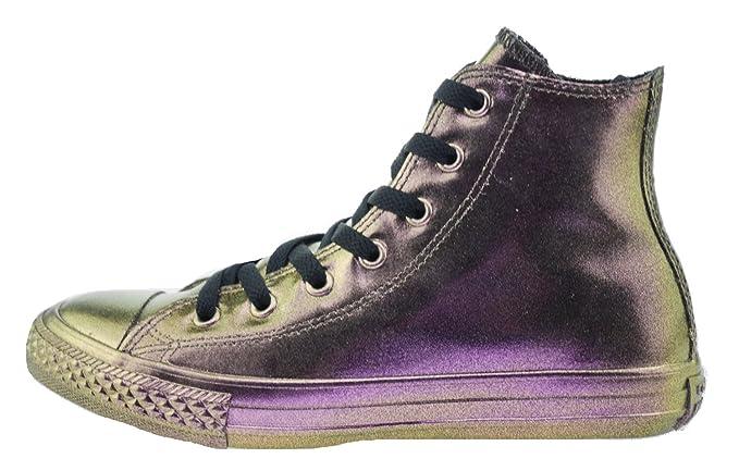 92eb9503afd1 Converse - Chuck Taylor Allstar Kids Rubber Boots in Purple