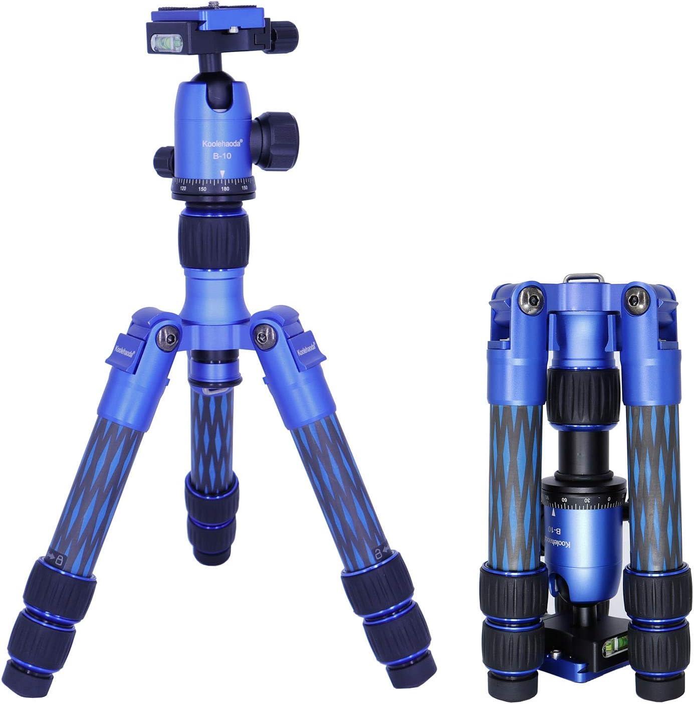 Koolehaoda Tragbares Faltbares Mini Dreibein Stativ Kamera