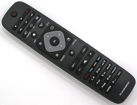 Mando a distancia de repuesto para televisor Philips 242254990467 2422 549 90467 YKF309-001: Amazon.es: Electrónica