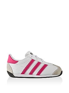 best loved 720af e0c34 adidas Zapatillas Country OG El I BlancoFucsia EU 21 MainApps Amazon.es  Zapatos y complementos