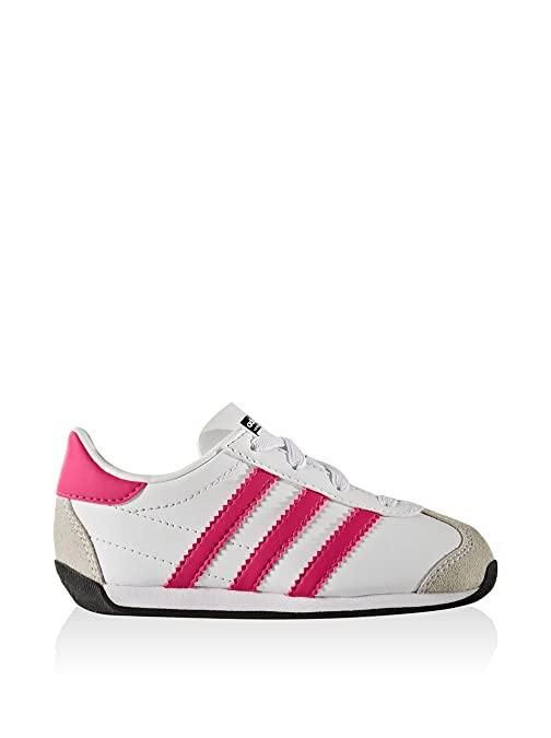 Adidas Zapatillas Country OG El I Blanco/Fucsia EU 27 pqDmlUEu