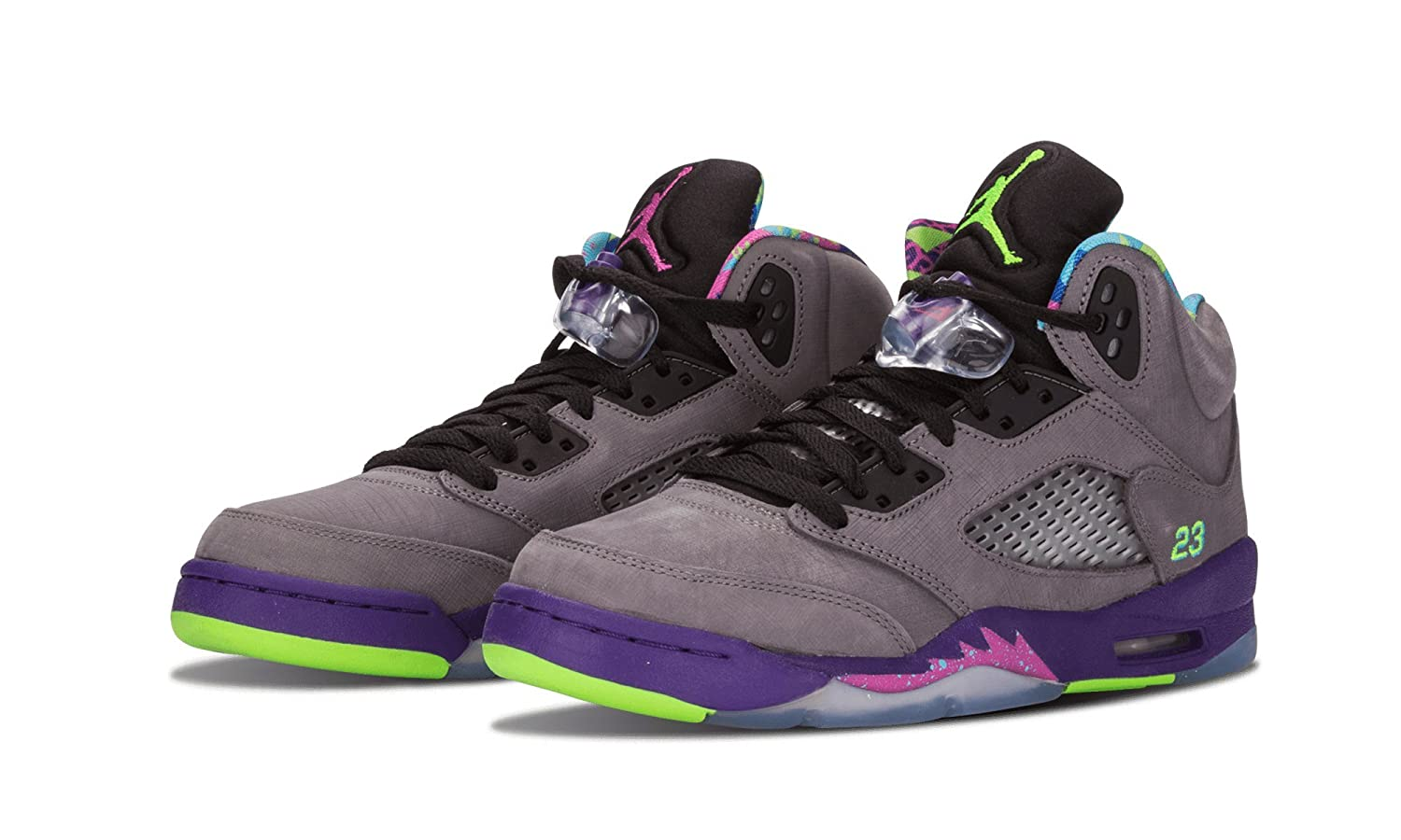 low priced aa4a8 a379c Amazon.com   Jordan Air V (5) Retro (Bel-Air)   Basketball