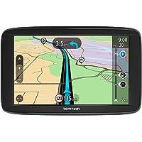 Navigatore TomTom Start 62 GPS, 6 Pollici, con Mappe UE a Vita, Schermo Resistivo