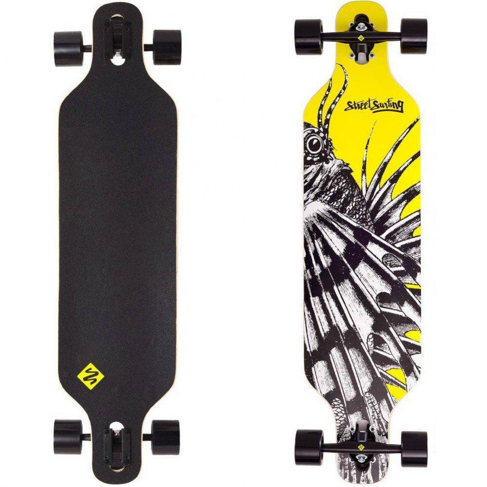 Street Surfing - Freeride 39rsquo;rsquo; – dragon – longboard