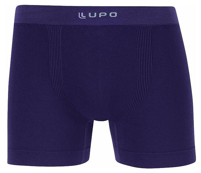 Lupo Men s Micro Modal Seamless Men s Boxer Brief Underwear Underwear d31aff0c0c7