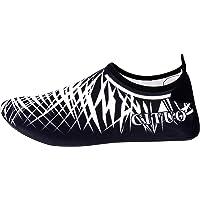 UPhitnis Quick-Dry Barefoot Shoes Hombres Mujeres Niños Aqua