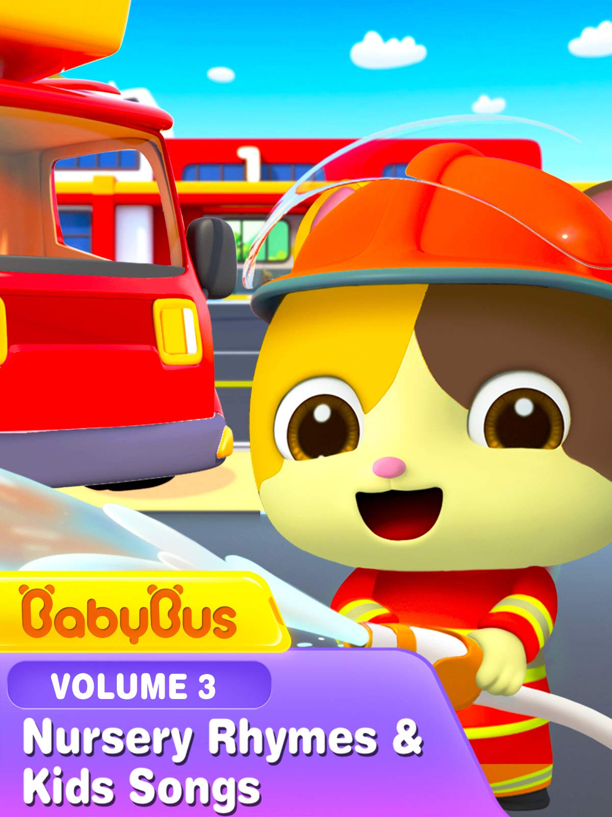 BabyBus - Nursery Rhymes & Kids Songs (VOLUME 3)