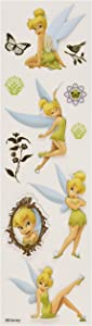 Disney 51-40028 Tinker Bell Slims Dimensional Stickers