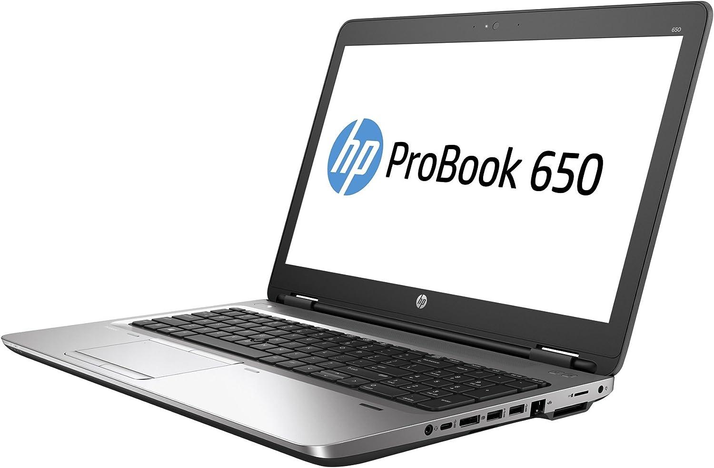 "HP ProBook 650-G2 Business Notebook Intel: i5-6200U, 8GB, 256GB/SSD, DVDRW, WiFi+Bluetooth, Backlit-Keyboard, Webcam, 15.6"" FullHD, Windows 10 Pro-64"