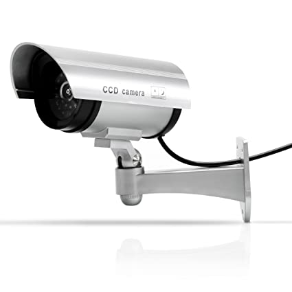 Estuche de cámara de vigilancia - Funciona con pilas, aproximadamente 17 x 17 x 9
