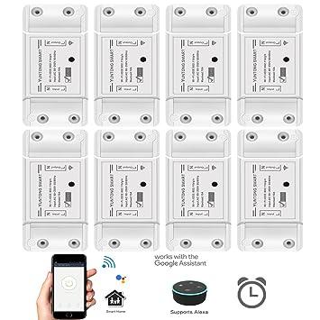 Smart Switch Intelligenter Schalter Arbeiten Sie mit Alexa (Echo ...