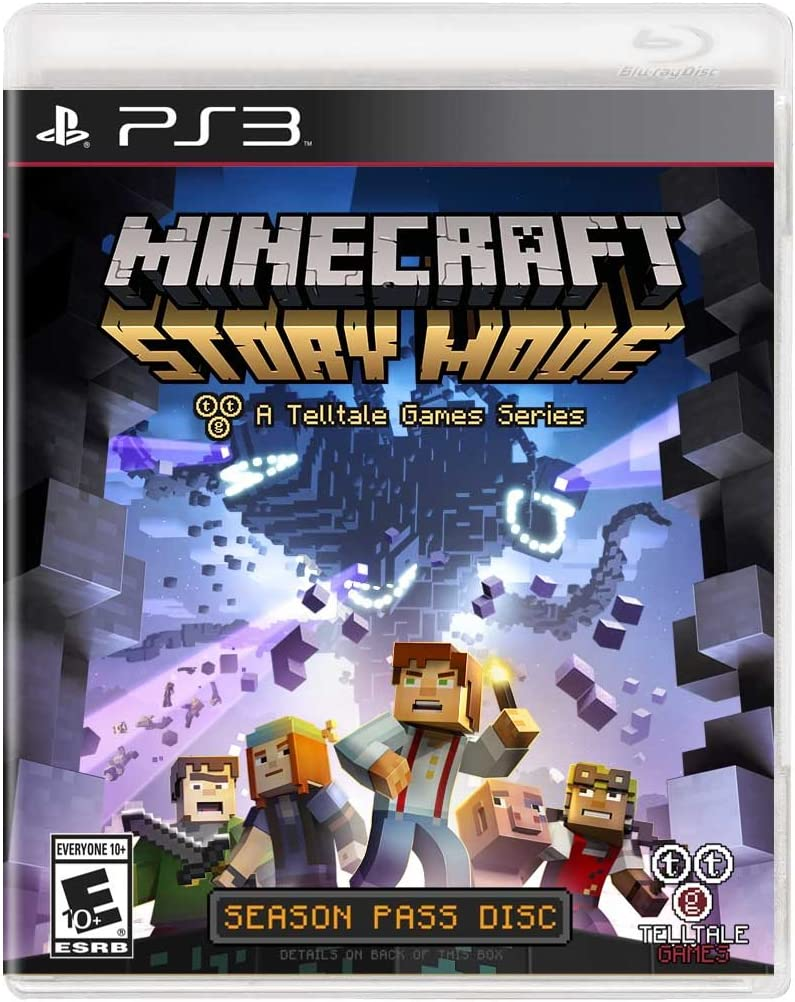 Minecraft Story Mode: A Telltale Games Series PS9  Amazon.com.br