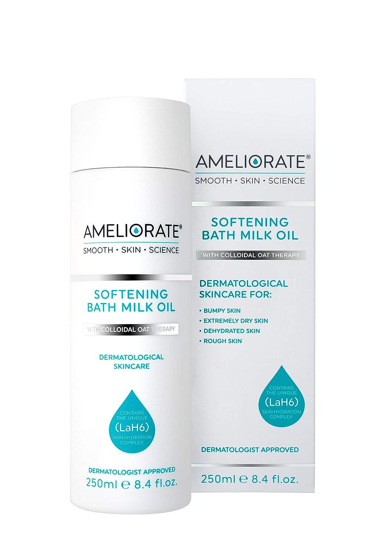 AMELIORATE Softening Bath Milk Oil, 250 ml 05035267023276