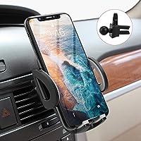 Avolare® Handyhalterung Auto Handyhalter fürs Auto Lüftung Universale Handy KFZ Halterungen Phone Halter [Einzigartiges Design, Hohe Qualität] für Samsung, Huawei, LG, Phone 11 Pro/Xs/8 und mehr-Grau
