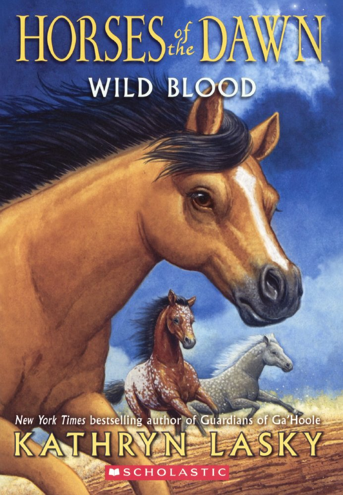 Download Wild Blood (Turtleback School & Library Binding Edition) (Horses of the Dawn) pdf epub