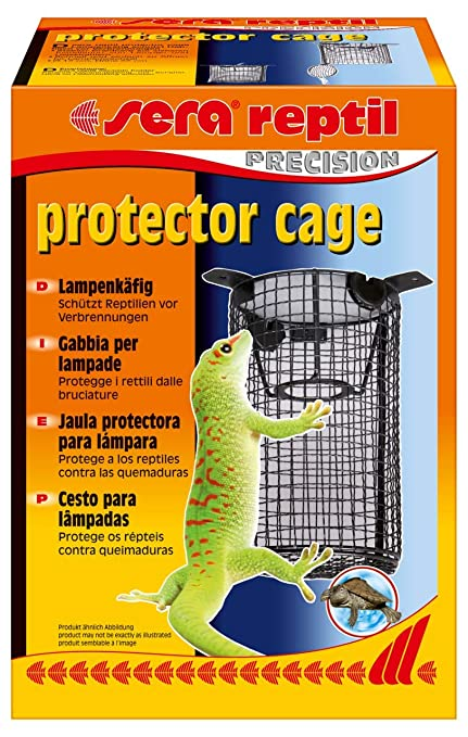 Sera 32030 Reptil Protector Cage Protege Reptiles de Quemaduras ...