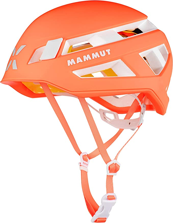 Mammut Casco NORDWAND MIPS, Adultos Unisex, Vibrant Orange ...