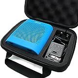 nicecool® Étui de voyage sac Pochette de transport Protection Housse pour enceinte pour haut-parleur Bluetooth Bose SoundLink couleur