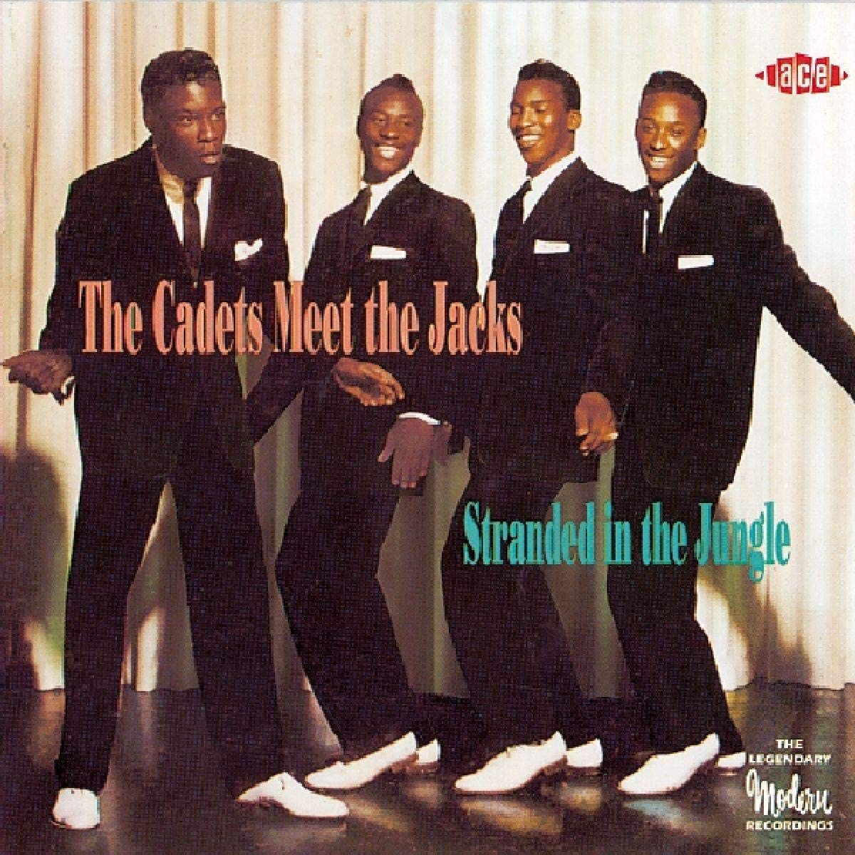 Amazon | STANDERD IN THE JUNGLE | CADETS MEET THE JACK | R&B | 音楽