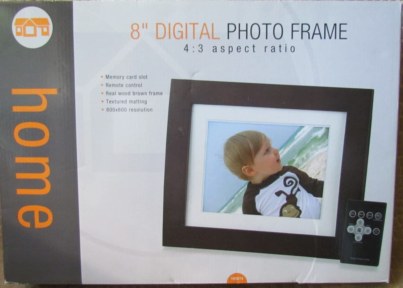 8 Digital Photo Frame 4 3 Aspect Ratio