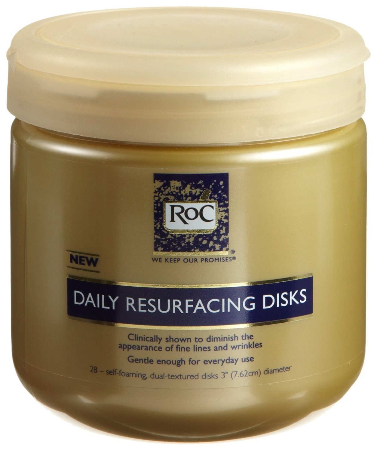 ROC Daily Resurfacing Disks, 3-inches (Pack of 2)