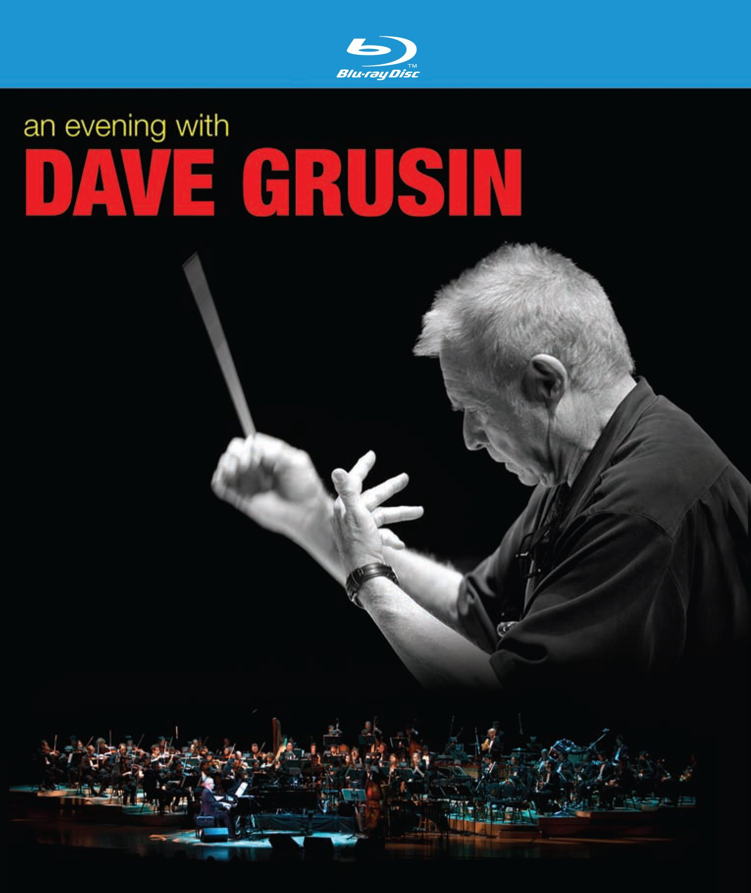 Blu-ray : Dave Grusin - An Evening with (Blu-ray)