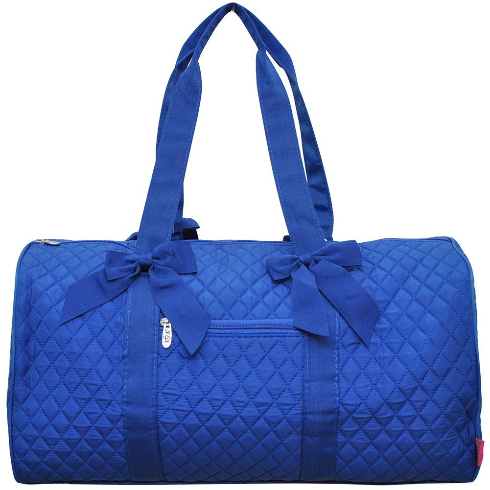 5499357fc5 Amazon.com   Royal Blue Solid Print NGIL Large Quilted Duffle Bag   Sports    Outdoors