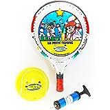 Le Petit Tennis Racchetta per bambino con pallone gonfiabile di 1a 2anni 38cm