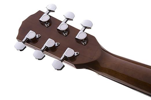 Fender CD-140SCE NT · Guitarra acústica: Amazon.es: Instrumentos musicales