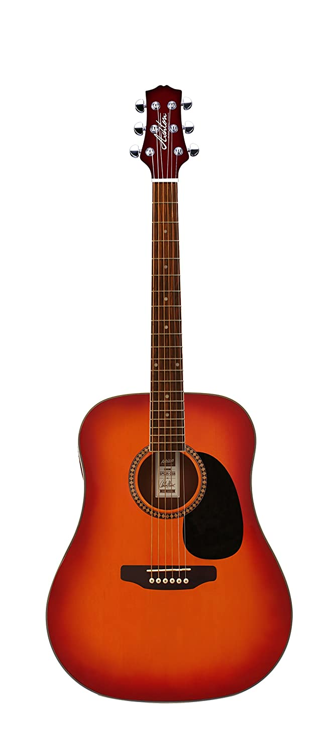 Ashton SPD25BK Acoustic Guitar Starter Pack SPD2 BK