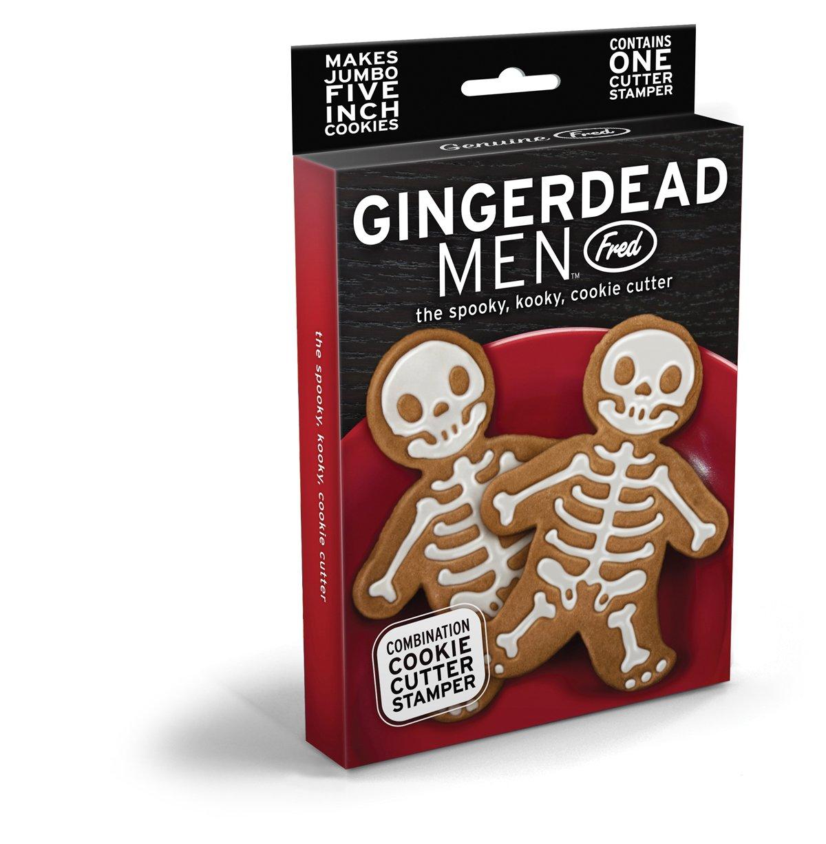Formina per Biscotti GIGANTI a Forma di Omino Pan di Zenzero Scheletro Ginger Dead Man