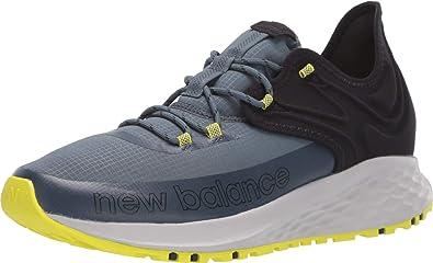 New Balance ROAV V1 Fresh Foam, Zapatillas de Trail Running para Hombre, Orion Blue Blac, 47 EU: Amazon.es: Zapatos y complementos