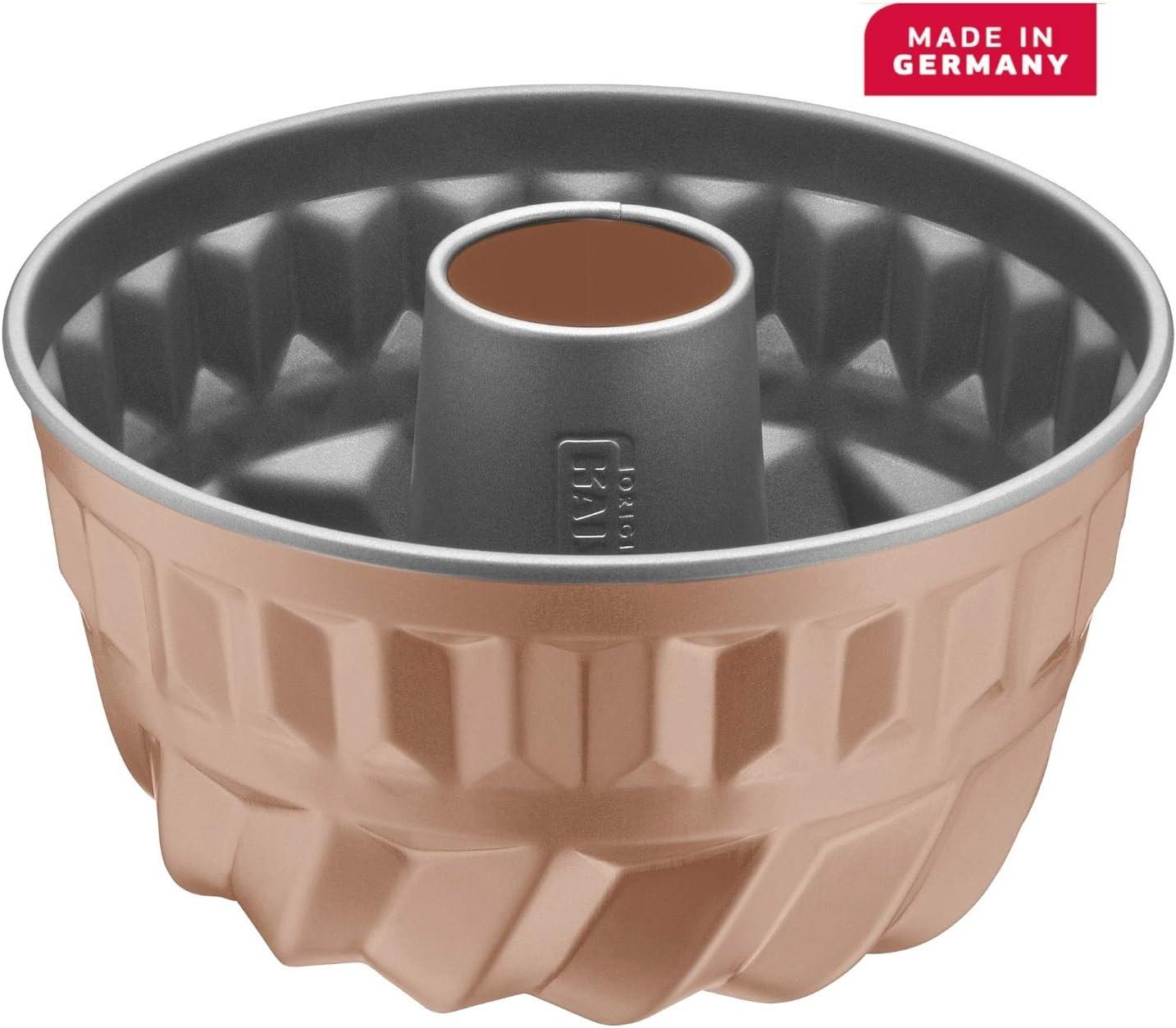 Kaiser 2300665528 Acero inoxidable molde para hornear