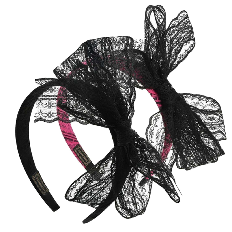 "Lace Headband 2/"" good quality"