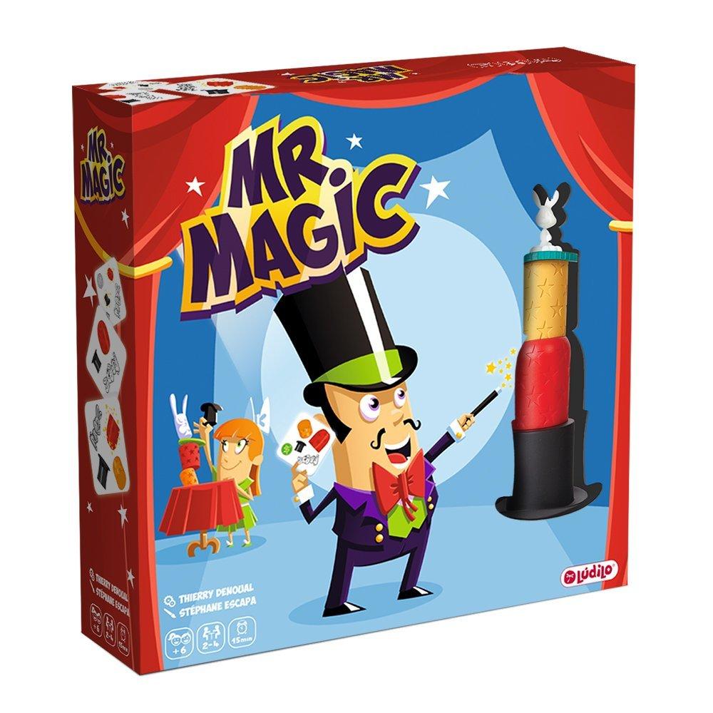 Blue Orange-Mr Magic