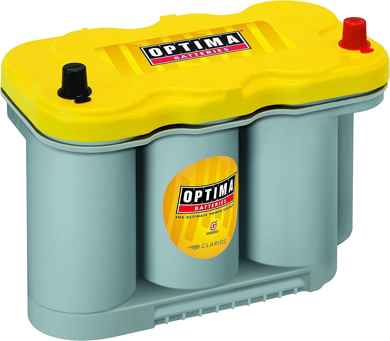 Optima 8037-127 YELLOWTOP Starting and Deep Cycle Battery: Automotive