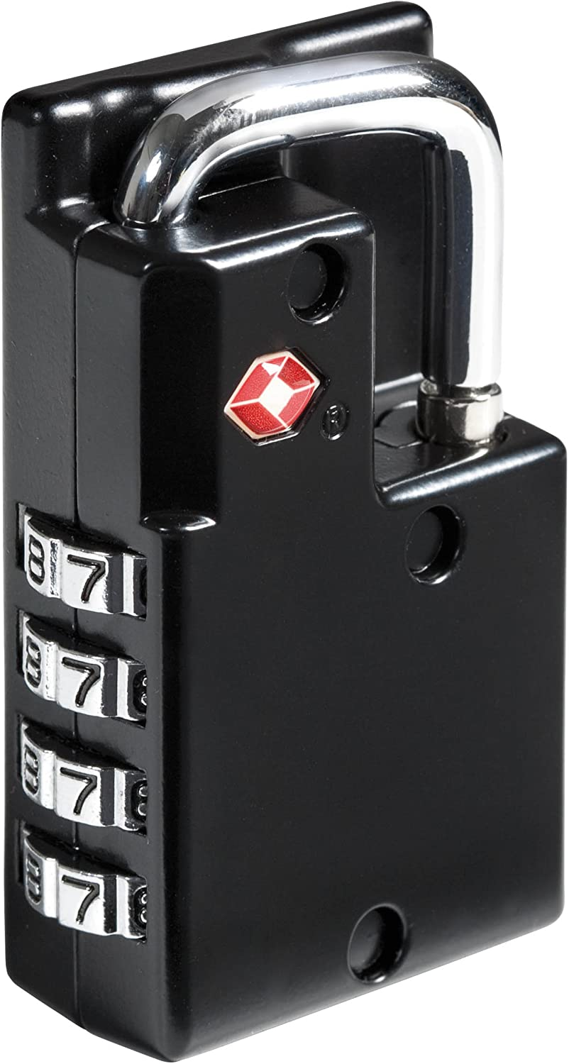 Explorer Cases Tsas Approved Padlock With Combination 4 Digits