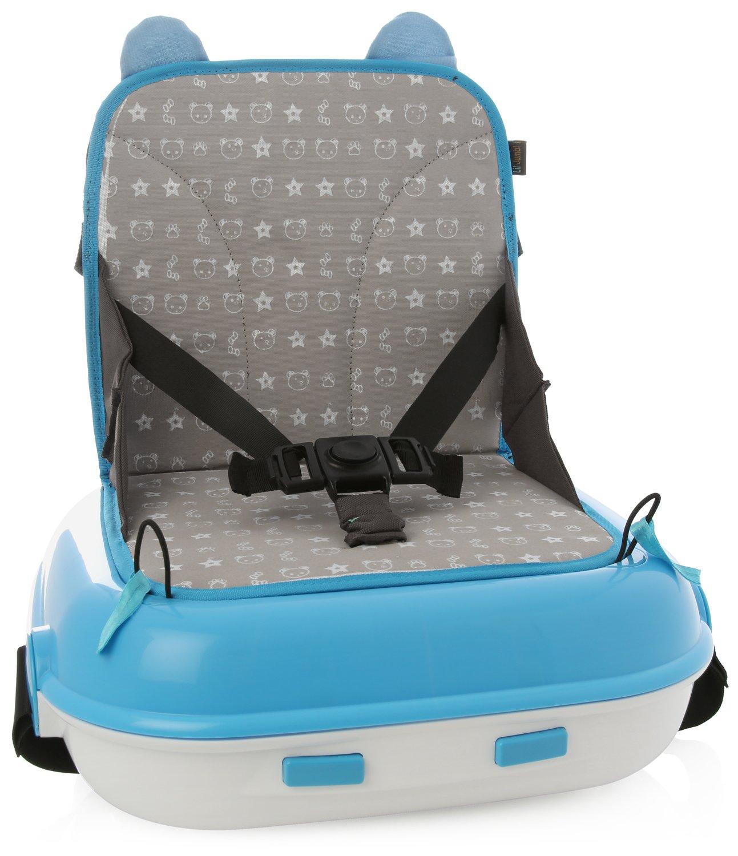 Lil' Jumbl Baby Booster Seat, Blue Lil' Jumbl LJBBS01BL