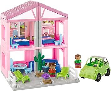 Ecoiffier 3121 - La Villa (Smoby): Juguetes y juegos - Amazon.es